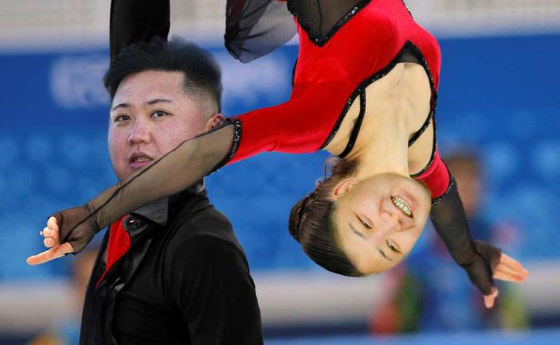 Kim-Skating