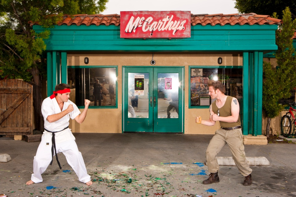 Street Fighter at McCarthys  2012 Best of
